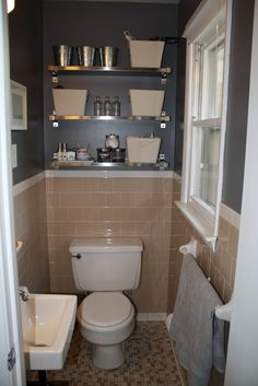 1000 Images About Bathroom Ideas For The Peach Tile Ugh