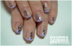 lavander - Nail Art Gallery by NAILS Magazine