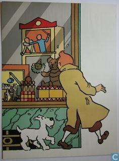 Ex-Libris BD et tirages - Tiré à part - Le sceptre d