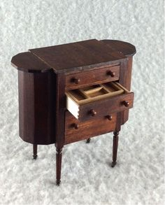 Wonderful antique style buffet; 1/12 scale