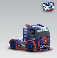 Ford Formula Truck 2012 - Danilo Dirani