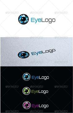 Eye - Logo Design Template Vector #logotype Download it here: http://graphicriver.net/item/eye-logo/6418744?s_rank=689?ref=nesto