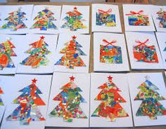 Image result for christmas card ideas for kids