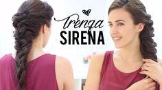 Trenza de sirena: 2 opciones | Recogido griego - Secretos de Chicas by Patry Jordan