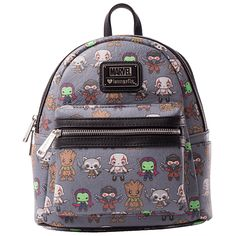 Marvel - Guardians of the Galaxy Vol. 2 Kawaii Loungefly Mini Backpack - ZiNG  Pop 1f9113caf4b61