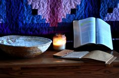 A good idea for a working, touchable, and (yes, I'll say it) experiential prayer space focused on forgiveness.  From A Holy Experience blog