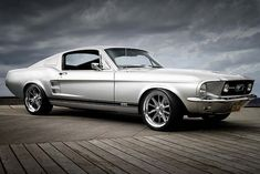 You will ❤ MACHINE Shop Café... ❤ Best of Ford @ MACHINE ❤ (1967 Mustang GT 390 Coupé)