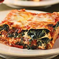 Killer Spinach Lasagna by Christine