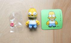 Kidrobot Simpsons Series 1: Homer - Complete