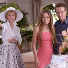 Monster-in-Law:  Charlie (Jennifer Lopez) has finally found the one. Or has she? After Charlie and Kevin became engaged, Charlie's soon-to-be mother in law, Viola (Jane Fonda) sets out to destroy their relationship but realizes that Charlie won't go down without a fight.