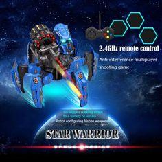 9006 - 1 Battle Robot #tech #rc #rccars #rctanks #rcrobot