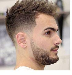 Erkeklere Özel Kısa Saç Stilleri
