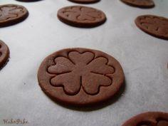 tökéletes kakaós keksz Naan, Biscuits, Muffin, Sweets, Cookies, Baking, Desserts, Food, Crack Crackers
