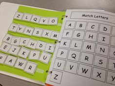 Autism Classroom, Special Education Classroom, Classroom Ideas, Functional Literacy, Autism Helper, Work System, Work Task, Autism Activities, Sorting Activities