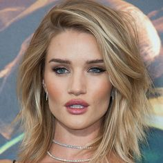 "Rosie Huntington-Whiteley (The Splendid Angharad) | Here's What The ""Mad Max: Fury Road"" Cast Looks Like Before And After"