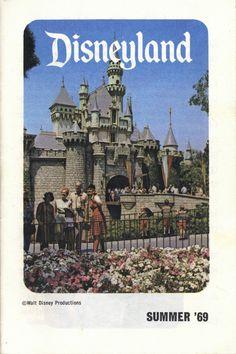 Vintage Disneyland circa 1969--Best Summer Ever!