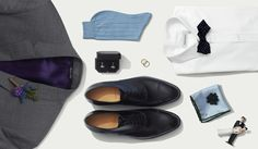 WEDDING- For the Groom        Find your perfect look in our wedding store. Select a category, then shop any of the outfits or add them to your Wish List