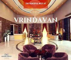 A perfect luxurious base to discover Vrindavan  Call us For Reservation: 0565-3037000 #Vrindavan #Hotels #Luxury