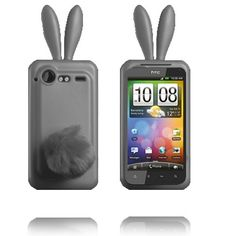 Bunny (Grå) HTC Incredible S Cover