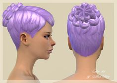 Everything for your sims : Hair #1 TS4.