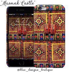 Musmak castle window shutters Riyadh #architecture #heritage #saudi #doors #tribal #wood #colorful #castle #fort #history #doorsofthemagickingdom
