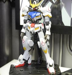 1/100 Gundam Barbatos on Display: No.7 Big Size Images, Info Release. First Look at the Inner-Frame http://www.gunjap.net/site/?p=261806