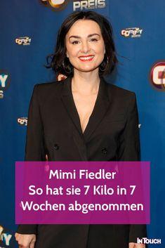 Mimi Fiedler So Hat Sie 7 Kilo In 7 Wochen Abgenommen Gesunder