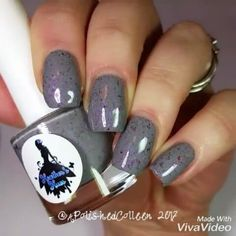 """86 Likes, 3 Comments - Alison  (@apolishedcolleen) on Instagram: """" And here is the swatch video for @heathers_hues Heathered Hummingbird. Three coats shown here,…"""""""