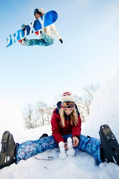 9f827cb347 Snowboard Instructor Courses