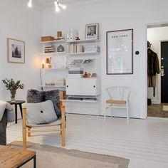 'La unión hace la luz', esta podría ser una de las máximas en interiorismo, unir dos habitaciones ilumina, amplía y hace un piso más funcional.