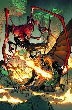 Superior Spider-Man #15 - Humberto Ramos Cover
