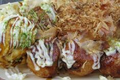 Japanese food - Takoyaki
