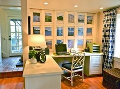 Im Seeing Green! ~my head space - home decorating, interior design & style inspiration