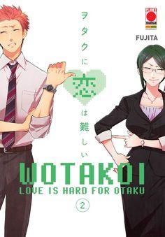 Hard To Love, Shoujo, Koi, Otaku, Manga, Movies, Movie Posters, Films, Manga Anime