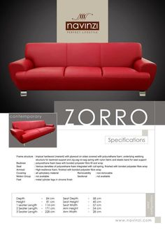 zorro Seat Foam, Polyurethane Foam, It Is Finished, Sofa, Home Decor, Settee, Decoration Home, Room Decor, Couch