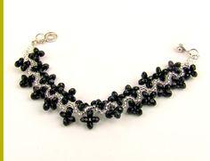 Free pattern for bracelet Malavi | Beads Magic