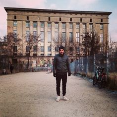 Berghain/Panorama Bar Berlino.