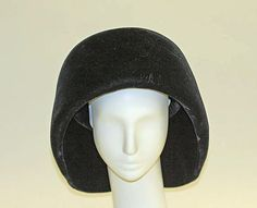 Image result for vintage balenciaga style hats