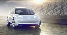 Nova gama de eléctricos Volkswagen chega em 2018!