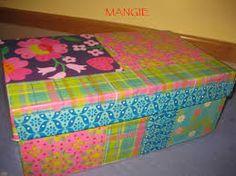 1000 imagens sobre caixa decorada com eva no pinterest - Cajas de zapatos decoradas ...