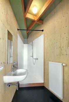 Ideaal badkamerke... voor mij... van onze vrienden > architecten de vylder vinck taillieu