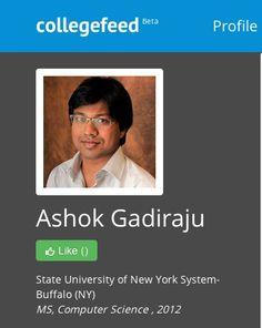 http://collegefeed.com/profile/ashok_gadiraju