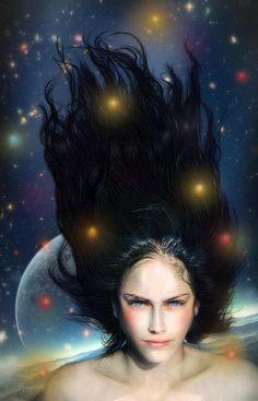 """Venus"" - http://alessandro-della-pietra.artistwebsites.com/featured/venus-alessandro-della-pietra.html"