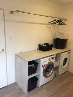 room organization hanging Basement Laundry Room Ideas (On Decoratin. room organization hanging Basement Laundry Room Ideas (On Decorating, Makeovers, and F Room Design, Garage Cabinets, Tiny Laundry Rooms, Home, Room Storage Diy, Small Laundry Room Organization, Room Organization