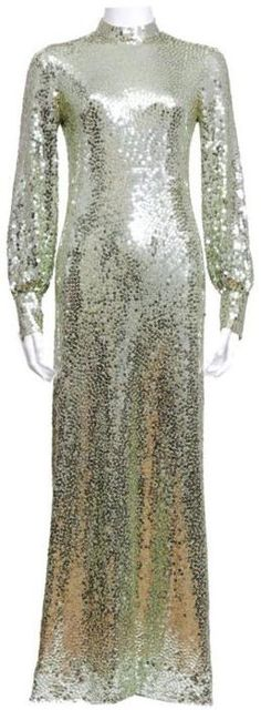 1960s Norman Norell dress