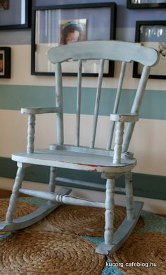 A csodafesték (chalk paint) készítése Furniture, Room, Painted Furniture, Safe Room, Chair, Home Decor, Chalk, Chalk Paint, Rocking Chair