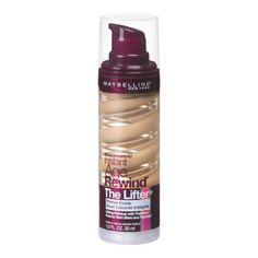 Base Maybelline Instant age rewind the lifter beige natural: Base Maybelline de Cobertura alta irá cobrir imperfeições da sua pele, e deixa -lá mais jovem.