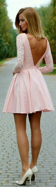 Class never goes out of style . Sweet and Girly