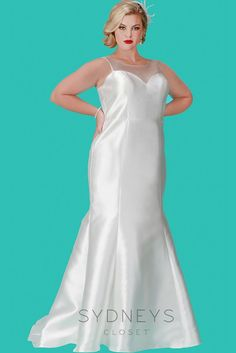Sydneys Closet Bridal Gown Available At The Shoppe In Crystal City MO 636 931 Plus Size