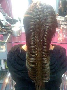 This is too much.   35 Mind-Bogglingly Complicated Braids That Are A Feat Of Human Ingenuity